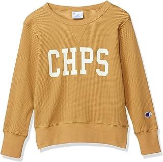 Champion 冠军 华夫格运动衫 CS6223 男童