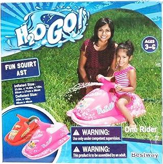H2O GO Fun Squirt Pink The Bella Squirt you Friends 年龄 3-6 岁