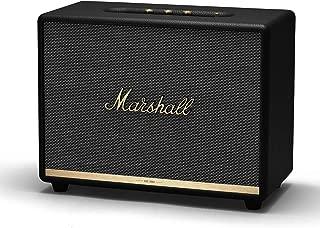 Marshall 马歇尔 woburn II 旗舰级摇滚重低音蓝牙音箱 黑色 第二代新品 全新升级