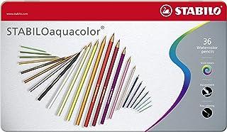 STABILO 思笔乐 水彩乐 彩色铅笔36色套装1636-5