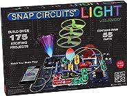 Snap Circuits 电灯  电子设备探索套件 超过175个令人兴奋的STEM项目| 全彩项目手册| 超过55个Snap Circuits零件| STEM益智玩具 适合8岁以上儿童