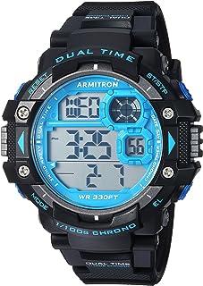 Armitron Sport 男士 40/8309 數字計時腕表