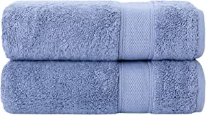 Grund 奢华 Spa 面巾 海蓝色 Bath Towel Twin Pack H2852-2347048