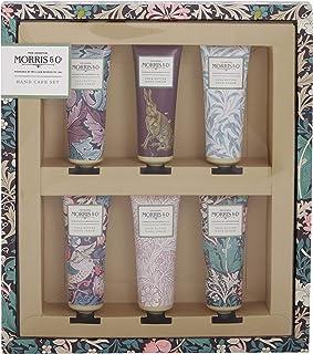 Morris & Co. Beauty 金银花和粉红粘土护手霜护理套装,6 x 30毫升