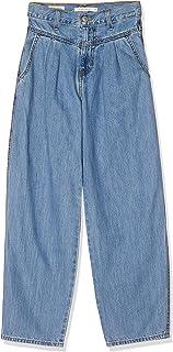 [李维斯] BALLOON 80'S 宽 牛仔裤 女士