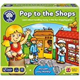 Orchard Toys 逛街购物小游戏 棋牌类游戏 Pop to The Shops 英语版本