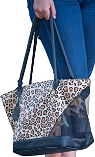 Pet Gear R & R Tote Bag for Cats and Small Dogs, Jaguar