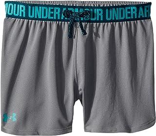 Under Armour 女童 PLAY UP 短褲