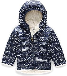 The North Face 婴儿双面正反穿摩苏布漩涡连帽衫