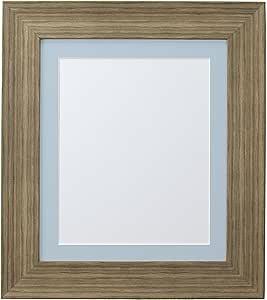 FRAMES BY POST Hygge Bear Creek 照片海报框 Bear Creek Brown 6 x 4 Image Size 4.5 x 2.5 Inches FBPHYGGEBEARCREEKBLUEMT644.52.5