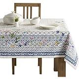 "Maison d' Hermine Faïence * 纯棉桌布 多种颜色 60""x108"" COMINHKPR143653"