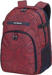 Samsonite 新秀丽 Rewind Rewind,尺寸:35 x 23 x 45 厘米 – 34 L – 0,70 公斤 Capri Red Stripes Capri Red Stripes