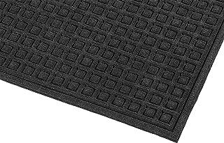 Notrax 152 华夫格 CTE 入口垫,适合家庭或办公室,56.7 厘米 X 91.44 厘米炭黑色