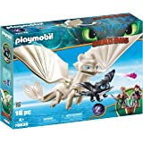 Playmobil 70038 DreamWorks Light Fury with Baby Dragon and Kids 多款