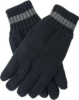 EEM 大男士针织手套 THOMAS,保暖衬里,冬季
