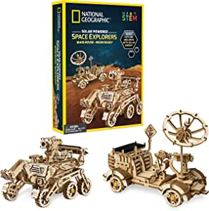 National Geographic 国家地理 Space Explorers Set 棕色