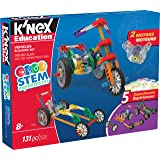 K'nex 教育系列 STEM explorations :交通工具积木组搭建套装