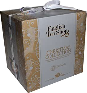 English Tea Shop Organic Christmas Collection Gold 96 Sachet Bags (Pack of 2)