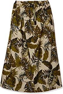 Grammach 長款荷葉邊裙 WEATHER LONG FLARE SKIRT 女士