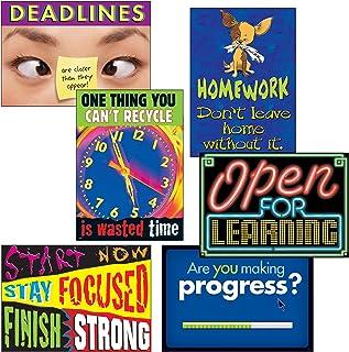 TREND enterprises, Inc. T-A67922 Get Motivated ARGUS 海报组合包,6 件
