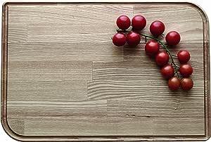 Legnoart Rialto Ash Wood Cutting Board Legnoart Rialto Ash Wood Cutting Board 天然 14-3/4 by 11-1/4 by 1-Inch
