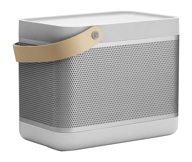 B&O BeoPlay系列 低音无线便携蓝牙音箱Beolit17银色