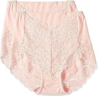 ATSUGI 厚木 短裤 3D COVER 收腹 高腰蕾丝短裤〈2件装〉 80846CS