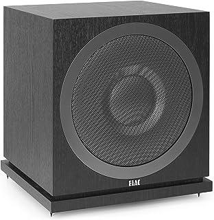 ELAC 意力Debut SUB 3010 低音炮 带喇叭 黑色 装饰音箱音响发烧式