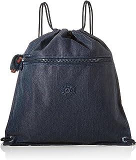 Kipling 凯浦林 SUPERTABOO – 游泳袋 Marine Navy 45 cm