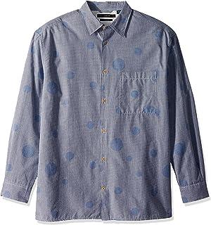 French Connection 男士長袖泡泡紐扣襯衫