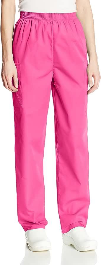Cherokee 女士 PANTS Shocking Pink XXX-Large