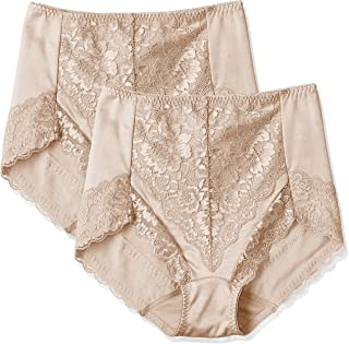 ATSUGI 厚木 短裤 3D COVER 3层厚实 收腹 提臀 高腰 〈2件装〉 80863BS