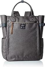 anello 背包 混色帆布 10个口袋 两用背包 AT-C1225