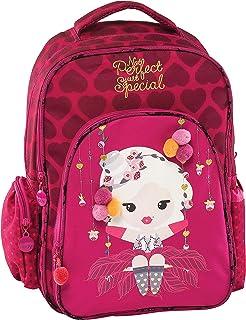 Graffiti Lil' Ledy 书包,44 厘米 粉色(桃红色) 粉色(桃红色)