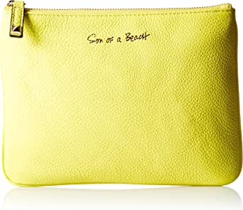 Rebecca Minkoff Kerry Pouch - Son Of A Beach Pouch Limeade One Size