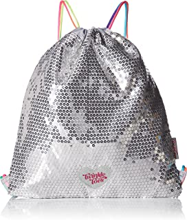 Skechers Kids Skechers Twinkle Toes Drawstring With Sequins Accessory