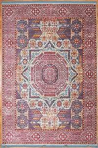 MSRUGS 复古系列地毯 020-multi 3'x5'