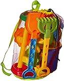Click N' PLAY cnp30312海滩沙滩玩具套装18件套