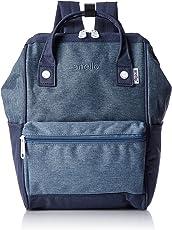 Anello 背包 高密度涤纶混色 金属卡口背包 S AT-B2264