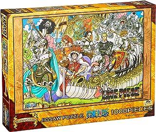 1000片 拼图 海贼王Memory of Artwork Vol.4(50x75cm)