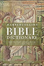 HarperCollins Bible Dictionary - Revised & Updated (English Edition)