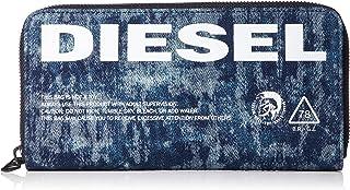 Diesel 男士 Thiswalletisnotatoy 24 拉链钱包