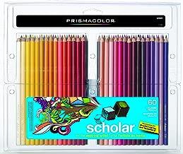Prismacolor 三福霹靂馬 Scholar 60支彩鉛套裝 彩色鉛筆 油性鉛筆 硬質芯材 學院繪畫