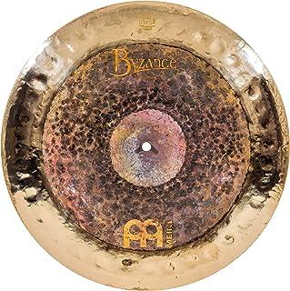 Meinl Cymbals Byzance 40.64 厘米双中国 - 土耳其制造 - 手工锤打 B20 青铜,2 年保修(B16DUCH)