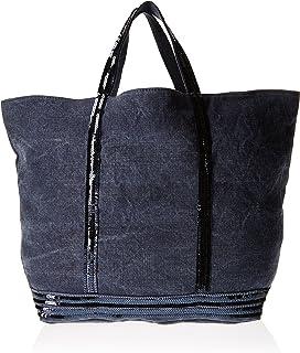 VANESSA Bruno 女式0pve31-v40411手提袋 Bleu (893 Denim)