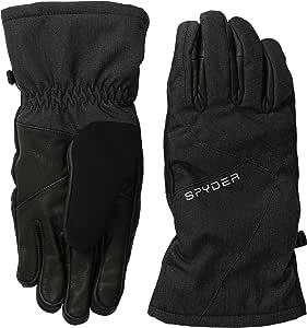 Spyder 女式 Agynt 手套 中 黑色 156054