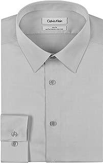 Calvin Klein 男士修身衬衫,非铁人字形
