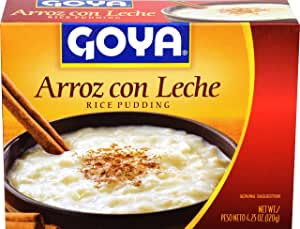 Goya Foods Arroz Con Leche Rice Pudding, 4.25 Ounce (Pack of 36)