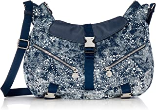 Desigual 女式 BOLS_Galaxy YANGRA 单肩包,*蓝,U