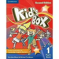Kid's Box Level 1 Pupil's Book